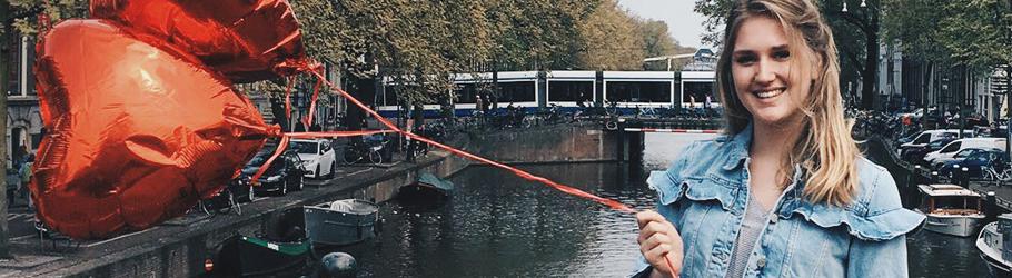 Mijn studentenstad... Amsterdam
