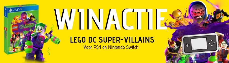 TKMST | LEGO DC SUPER-VILLAINS voor PS4 en Switch