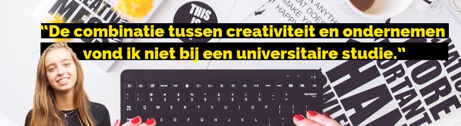 TKMST | Kim Tijssen: Een dagje helpen in de studio bij een tv-programma. Geweldig!