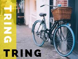TKMST | Langer van je fiets genieten in studentensteden