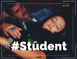 TKMST | De kale realiteit van het studentenleven