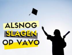 TKMST | Gezakt? Haal je diploma alsnog op de vavo