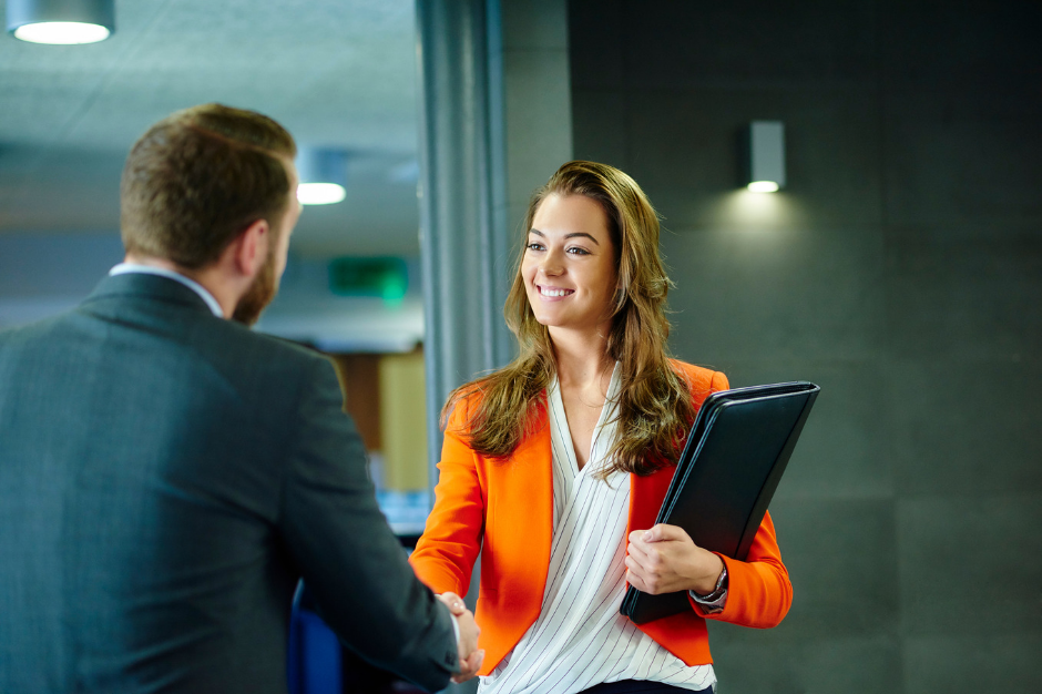 Wat draag je tijdens je sollicitatiegesprek?