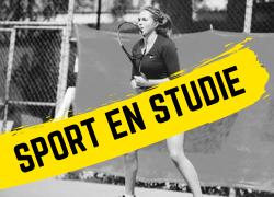 Topsportster Emma combineert tennis met school en haar vrienden zien