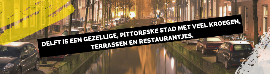 TKMST | Studeren in... Delft