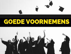 TKMST | Goede voornemens voor het examenjaar