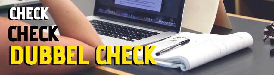 TKMST | Tien dingen die je moet regelen voor je studie