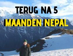 Vrienden maken in Kathmandu