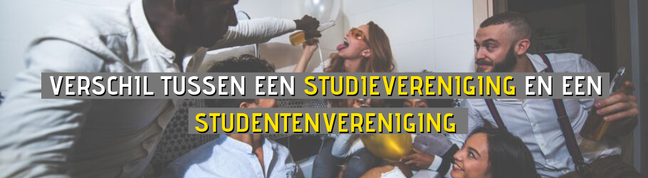 TKMST | Studievereniging of studentenvereniging?