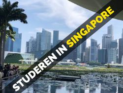 TKMST | Vraag tips aan studenten die eerder in Singapore studeerden