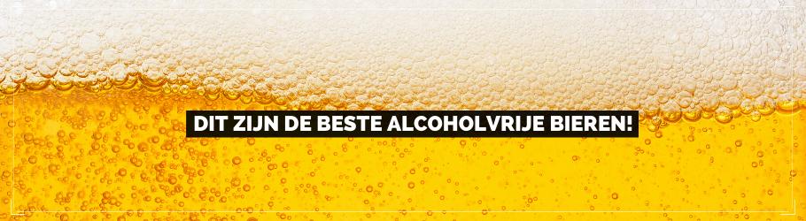 TKMST | Morgen studeren, maar toch een biertje drinken? Dit zijn de beste alcoholvrije bieren!