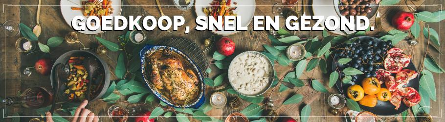 TKMST | Zo maak jij een heerlijk kerstdiner