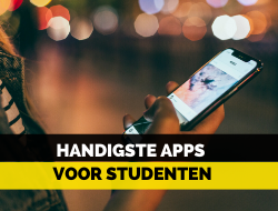 6 handige apps voor studenten