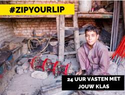 24 uur vasten voor voor kinderen in Afghanistan!