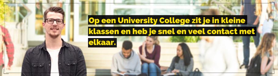 TKMST | University College Venlo: stel je eigen studie samen