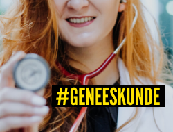 TKMST | Geneeskunde studeren: 'Aan het eind van het jaar in hersenen snijden'