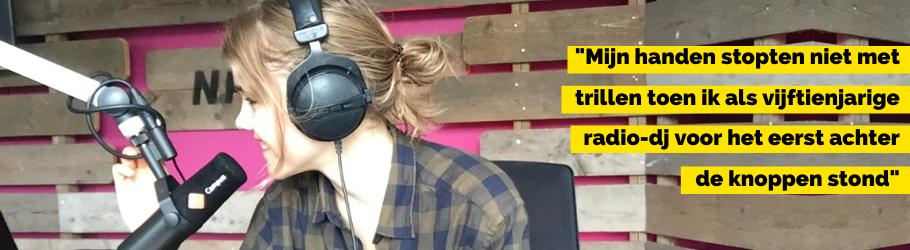 TKMST | Emma werd als scholier radio-dj. Hoe pakte ze dat aan?