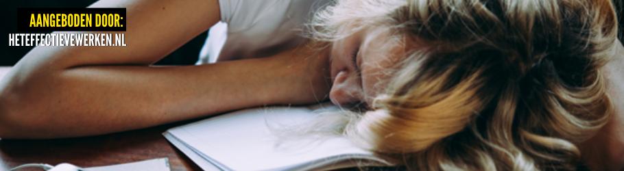 TKMST | 4 tips om jezelf te dwingen voldoende tijd aan je studie te besteden
