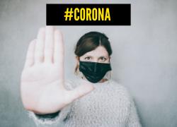 Corona? Dat overkomt mij niet …