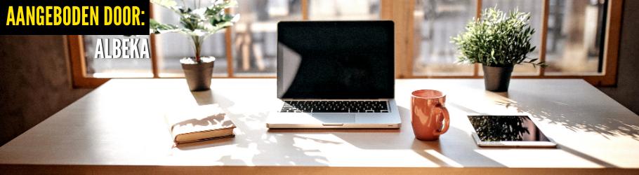 TKMST | Een klein kantoor in je studentenkamer inrichten, dat kan met deze ideeën