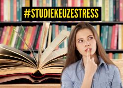 Studiekeuzestress