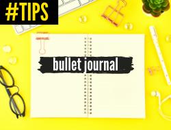 Deze drie tips helpen je bij het vullen van je bullet journal