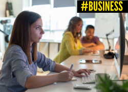 Naast je studie een bedrijf beginnen. Lees hoe Yentl dat doet!