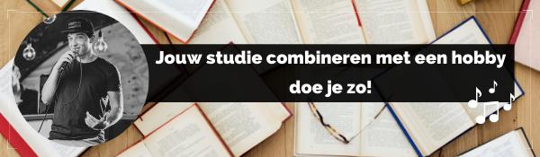 TKMST | Studeren combineren met een rapcarrière