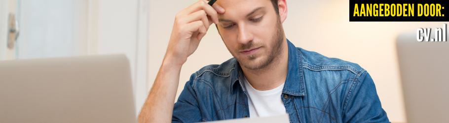 TKMST | Je allereerste cv schrijven? Dat doe je zo!