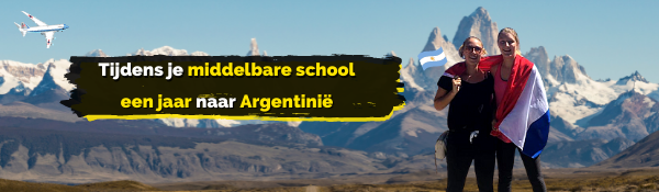 TKMST | Tijdens je middelbare school een jaar naar Argentinië