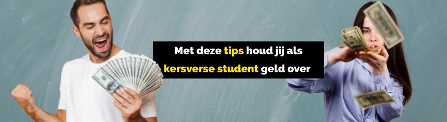 TKMST | Met deze tips houd jij als kersverse student geld over
