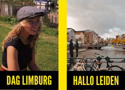 Een spannend leven door te verhuizen van Limburg naar Leiden